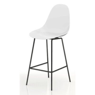 TA 24 Bar Stool Finish: White