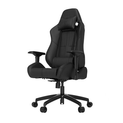 Racing Series S Line Gaming Chair Color: Black