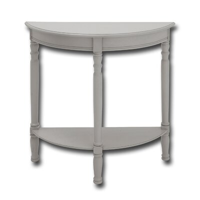 Serena Demilune Console Table