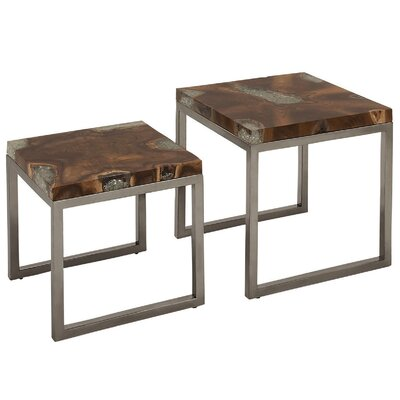 2 Piece Nesting Table