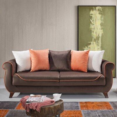Istanbul Sleeper Sofa Upholstery: Tan
