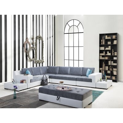 Luna Modular Sectional