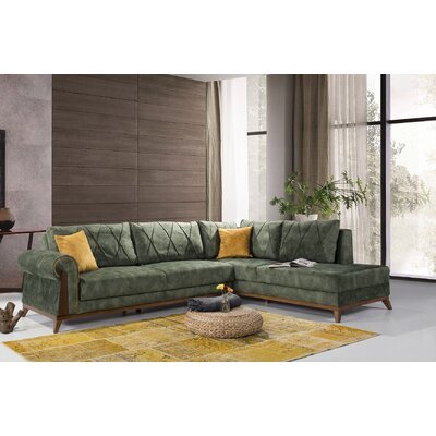 Lambert Sleeper Sectional
