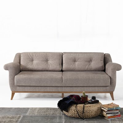Isabel Flared Arms Sofa