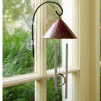 Solar Window Chime WC7334