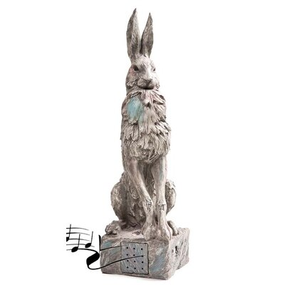 Proud Hare Statue GO7358