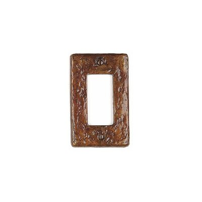 Accents Wall Plate Cover Finish: Mink