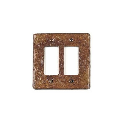 Accents Wall Plate Cover Finish: Lustre