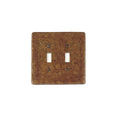 Accents Wall Plate Cover Finish: Antique