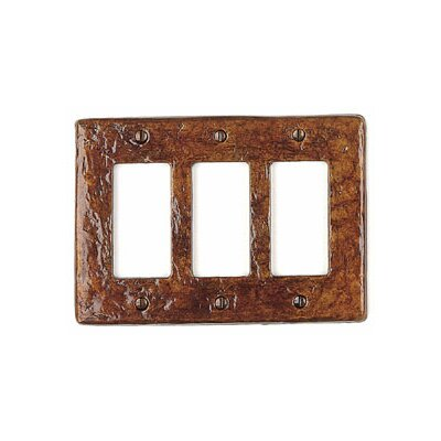 Accents Wall Plate Cover Finish: Wrought