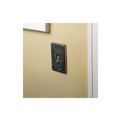 Accents Wall Plate Cover Finish: Stainless
