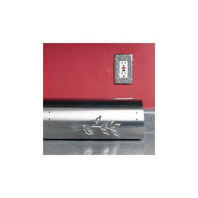 Accents Wall Plate Cover Finish: Satin Stainless