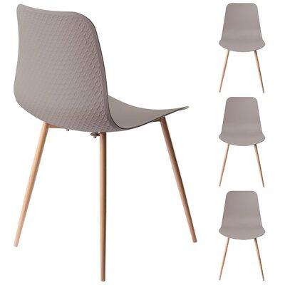 Ebbert Dining Chair Finish: Stone