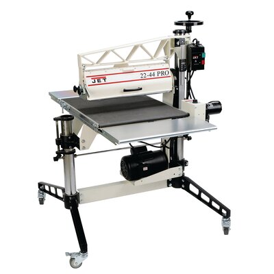 Jet 22-44 Pro 8 Amp 3 HP 230 V Tables and Casters Saw at Sears.com