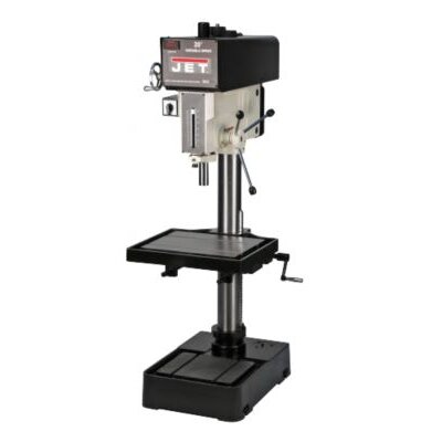 "Jet 20"" 3 Phase Variable Speed Drill Press at Sears.com"