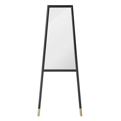 Bloomingville Wood Framed Standing Mirror