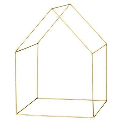 Melina Decorative Iron House Frame