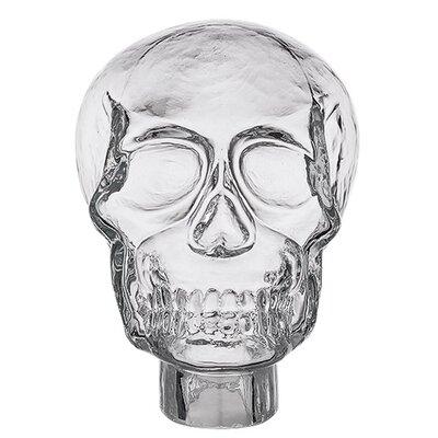 Glass Skull Figurine A31400016