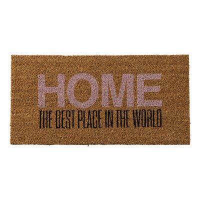 Mellor Home? Doormat