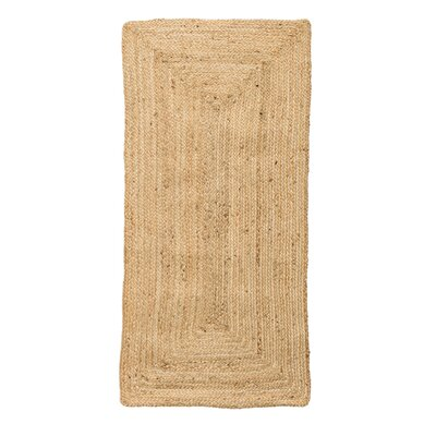 Powley Natural Area Rug Rug Size: Rectangle 2 x 311