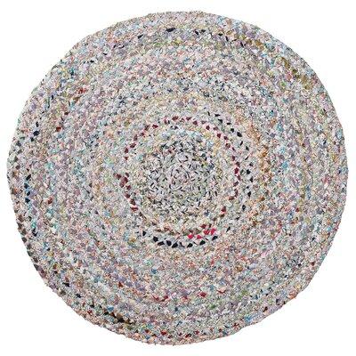 Rag Multicolor Area Rug