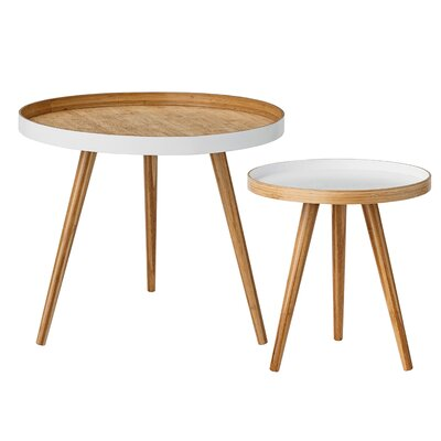 Beveridge 2 Piece End Table Set