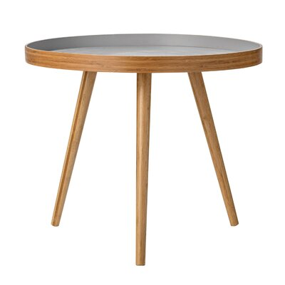 Bevers Bamboo End Table