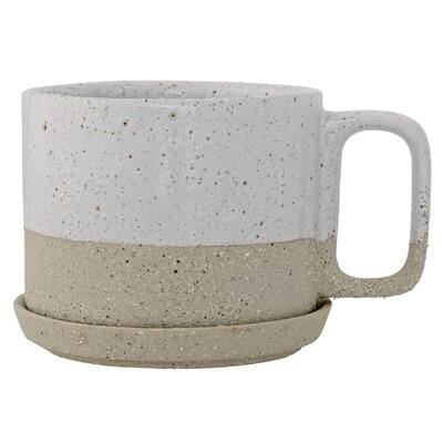 Bloomingville Barbara Coffee Mug with Saucer A27104017SET