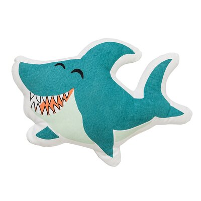 Nikolas Shark Pillow