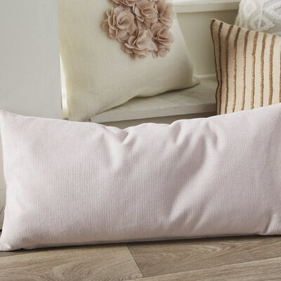 Corduroy Throw Pillow