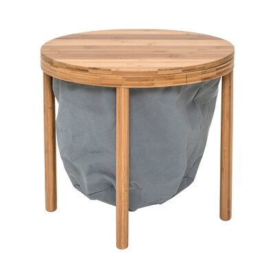 Huber Bamboo End Table