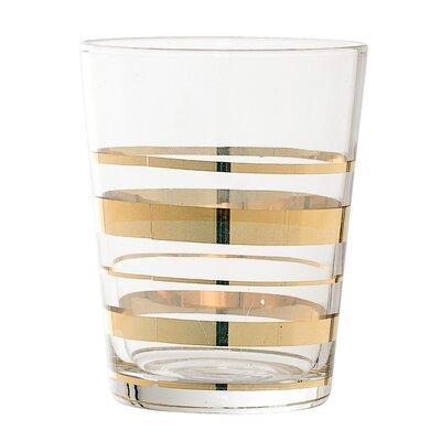Parks Glass Striped Tumbler A23607769SET