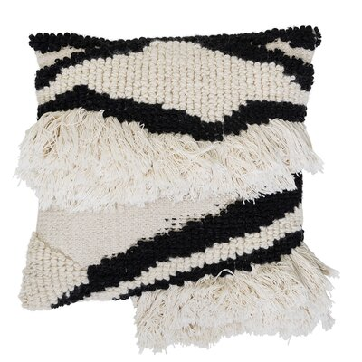 Graham Wool Throw Pillow