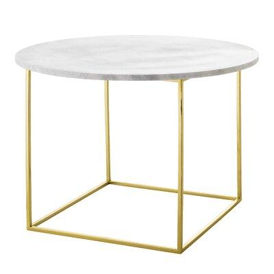 Brezina Metal End Table