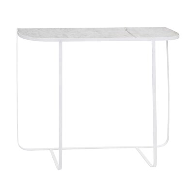 Carthusia Metal Console Table
