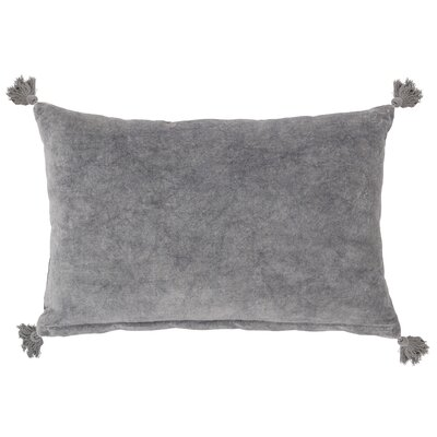 Chandler Velvet Lumbar Pillow