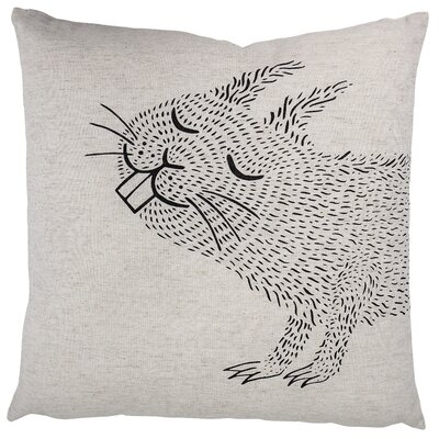 Jeromy Cotton Throw Pillow