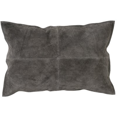 Burban Lumbar Pillow Color: Gray