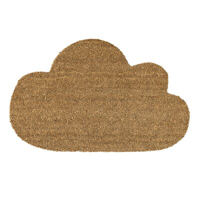 Avedon Cloud Shaped Doormat
