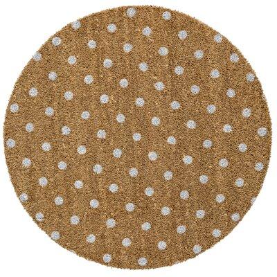 Babille Round Doormat