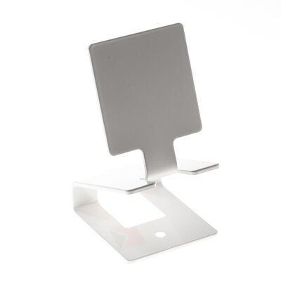 Mobile Device Holder Finish: Arctic White