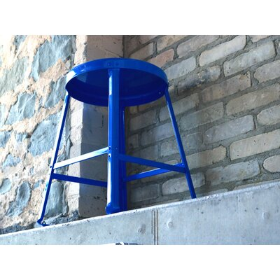 Bar Stool Size: 26 H, Finish: Blue