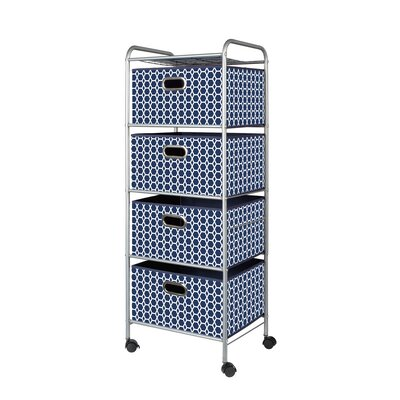 4-Drawer Storage Chest 33030