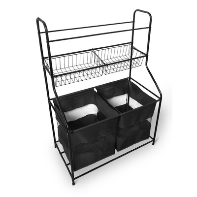 Sport Storage Organizer Freestanding Sports Rack