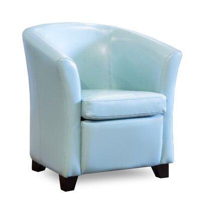 Summer Club Chair Color: Spa