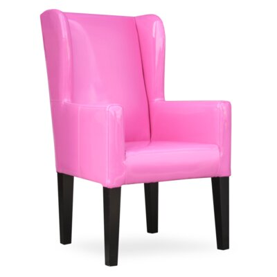 Mahara Armchair Color: Pink