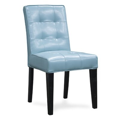 Hastings Side Chair (Set of 2) Upholstery: Spa