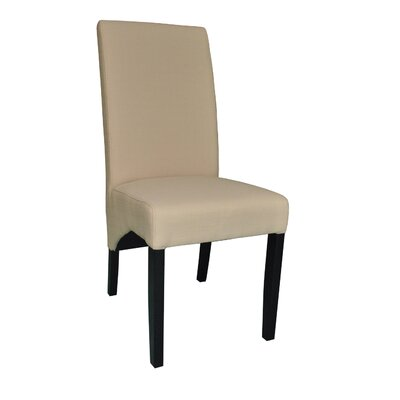 Camden Side Chair (Set of 2) Upholstery: Sachi Platinum