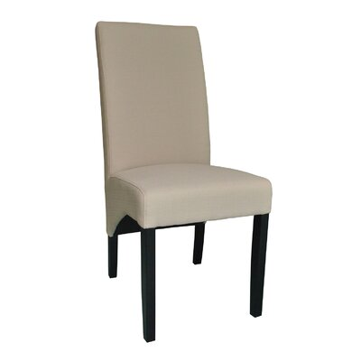 Camden Side Chair (Set of 2) Upholstery: Sachi Ricepaper