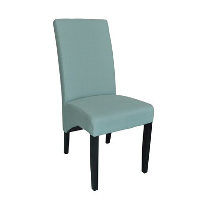 Camden Side Chair (Set of 2) Upholstery: Sachi Laguna